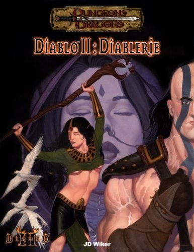 Diablo II  Diablerie  Dungeons And Dragons Accessory