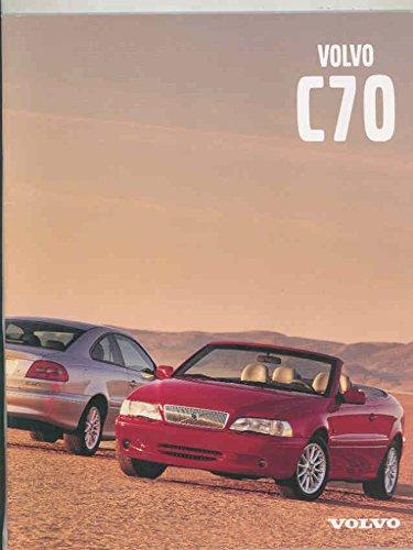 Volvo C70 Coupe - 1999 2000 Volvo C70 Coupe & Convertible Brochure