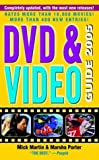 DVD and Video Guide 2005, Mick Martin and Marsha Porter, 0345449967
