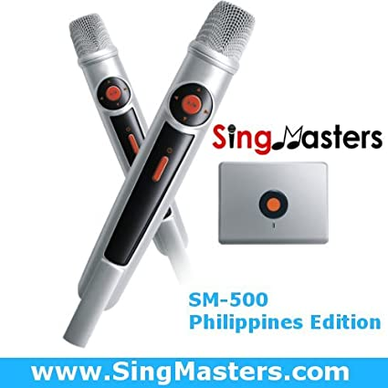 Amazon SingMasters Magic Sing Philippines Karaoke Player60 Magnificent Taga Nug Youtube