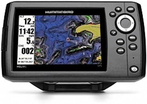 Humminbird Helix 5 GPS – Rollo 5 pulgada.: Amazon.es: Deportes y aire libre