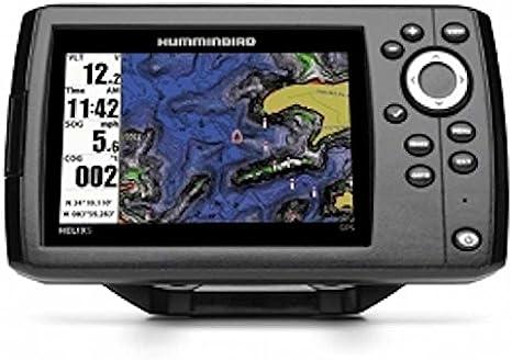 Humminbird Helix 5 GPS – Rollo 5 pulgada.: Amazon.es: Deportes y ...