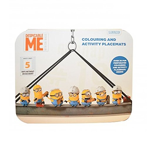 Anker Despicable Me Placemats (Best Anker Cheap Tables)