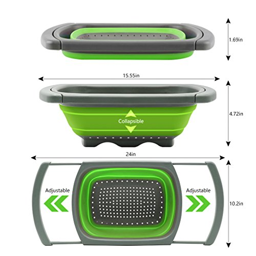 Buy collapsible colander