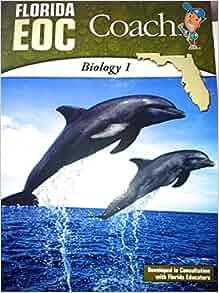 Florida EOC Coach (Biology 1): 9780783682303: Amazon.com ...