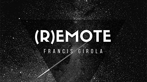 forma única SOLOMAGIA Remote (Gimmicks and and and Online Instructions) by Francis Girola - Mentalism - Trucos Magia y la Magia  compras online de deportes