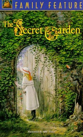 Amazon.com: The Secret Garden [VHS]: Sarah Hollis Andrews, Hope ...