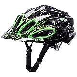 Cheap Kali Protectives Maraka XC Helmet Edge Lime, M/L [Misc.]