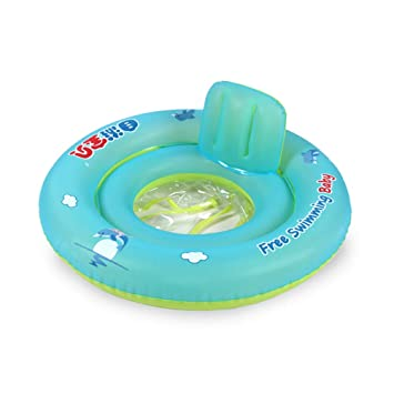 Free Swimming Baby Baby Swim Ring Seat Float Boat Trainer Inflatable Swimming Pool for The Age