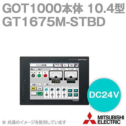 三菱電機 GT1675M-STBD GOT1000 GOT本体 10.4型 (SVGA 800×600) (DC24V) NN   B00FMN3O58