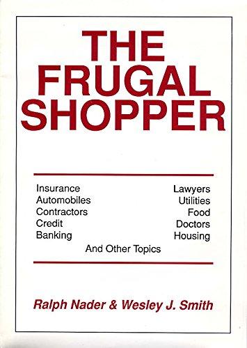 The Frugal Shopper (Ralph Shopper)