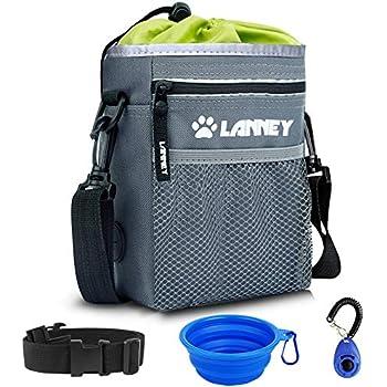 Amazon.com : UEETEK Dog Treat Pouch Pet Hands Free