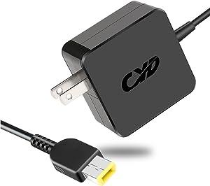 CYD 65W AC Adapter PowerFast Replacement for Laptop-Charger Lenovo IdeaPad Yoga 2 11 11s 13 2 Pro13 Flex 3 2 10 11 14 15 15D e431 e440 e450 e531 e540 e550 e555 l450 l540 s431 e431 e440 e450