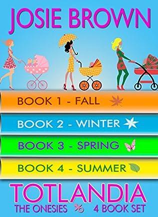 book cover of Totlandia 4-Book Set
