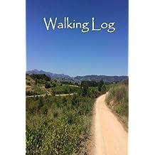 Walking Log:  Nature