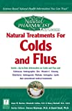 img - for Natural Treatments for Colds and Flus book / textbook / text book