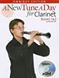 New Tune a Day Clarinet Omnibus, Ned Bennett, 0825636256