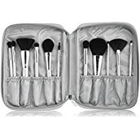 e.l.f. Cosmetics Set de 11 Brochas Studio, color Plata