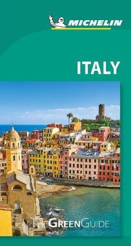Michelin Green Guide Italy (Travel Guide) (Green Guide/Michelin)