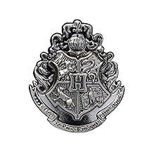 Pin - Harry Potter - Hogwart's Logo Pewter Lapel New Toys Licensed 48024