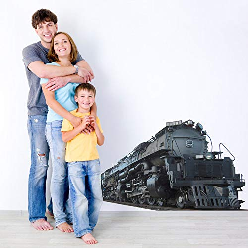 Union Pacific Train 3985 Large Wall Decal - 25.5