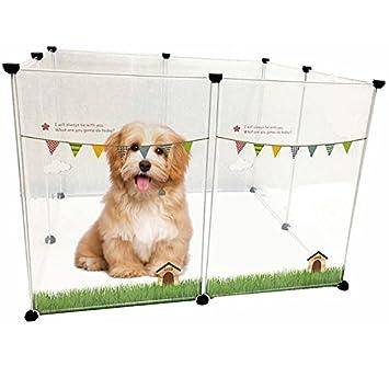 Unbekannt Freilaufgehege für kleine Hunde und Welpen/Tiergehege ...