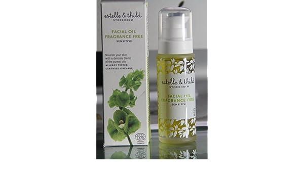 estelle & thild facial oil fragrance free
