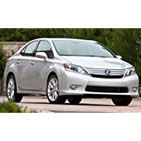 Remote Start for LEXUS 2010-2012 HS 250h Push-To-Start Models ONLY Includes Factory T-Harness for Quick, Clean Installation