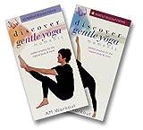 Lilias!  Discover Gentle Yoga - AM & PM Workout (2 Volume Set) [VHS]