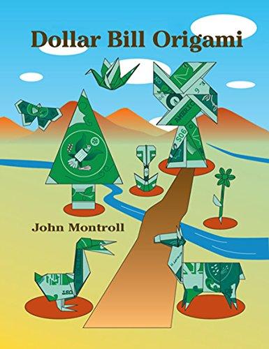 Origami Dollar Bill Folding - 5