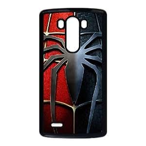 Spider-Man HILDA077368 Phone Back Case Customized Art Print Design Hard Shell Protection LG G3