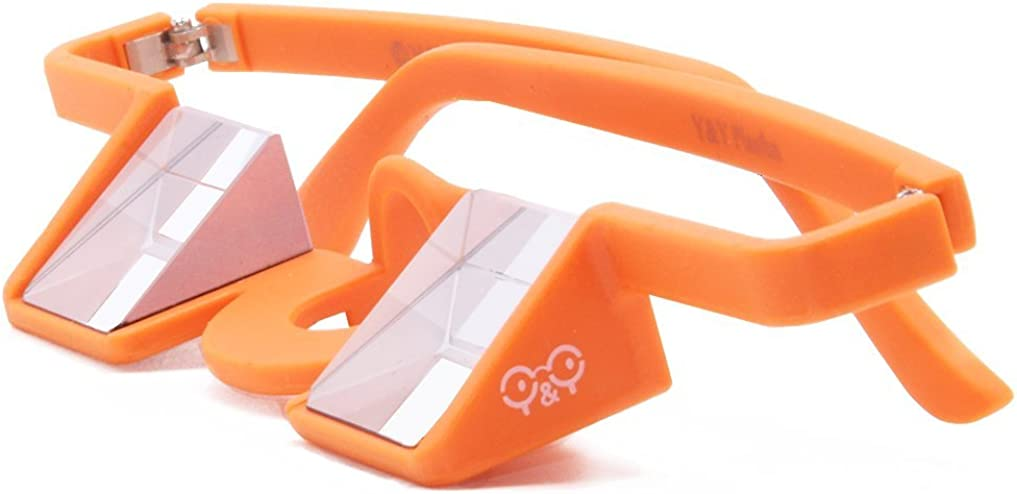 YY Vertical Plasfun Belay Glasses (Orange)