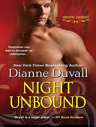 Guardian Night Vision - Night Unbound (Immortal Guardians) by Dianne Duvall (2014-09-02)