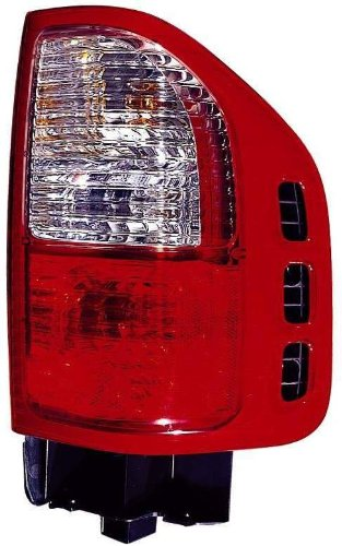 Depo 313-1908L-AS Isuzu Rodeo//Amigo Driver Side Replacement Taillight Assembly 02-00-313-1908R//L-AS