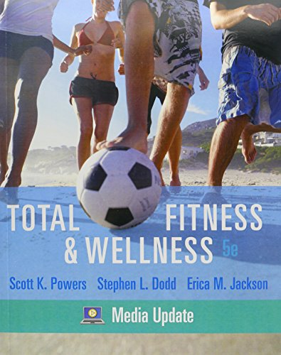 Total Fitness & Wellness, Media Update with MyFitnessLab Student Access Code Card (5th Edition)