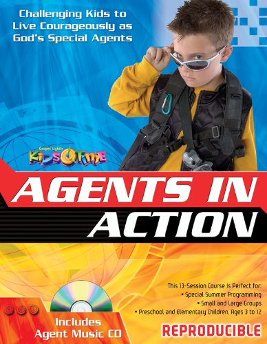Agents in Action Leader's Guide with Music CD pdf