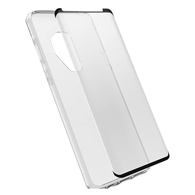 best authentic 8c4b5 7b2e9 OtterBox Alpha Glass Series Screen Protector for Samsung Galaxy S9+ -  Retail Packaging - Clear
