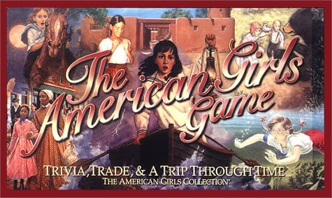 1584851031 The American Girls collection Board Game 5101V5YJV0L