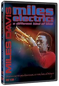 Miles Electric - A Different Kind of Blue