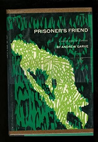 book cover of Prisoner\'s Friend