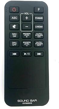 COV33552406 - Mando a Distancia para Barra de Sonido LG SH2 SPH2B-P: Amazon.es: Electrónica