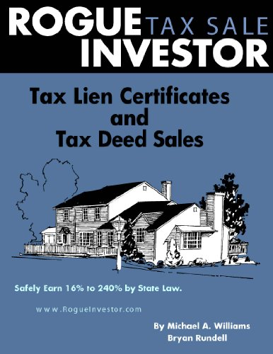 Certificate Collection (Rogue Tax Sale Investor: Tax Lien Certificates and Tax Deed Sales (Rogue Real Estate Investor Collection Book 2))
