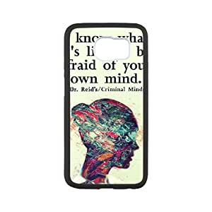 Criminal Minds Samsung Galaxy S6 Cell Phone Case Black Decoration pjz003-3747940