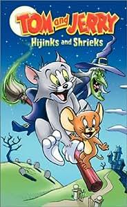 TOM and JARRY - Hijinks and Shrieks (VHS)
