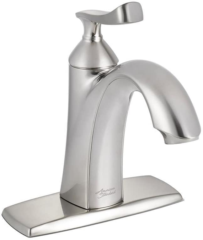 American Standard Chatfield Single Hole Single-Handle Bathroom Faucet in Brushed Nickel
