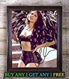 Lauren Cohan The Walking Dead Autographed Signed 8x10 Photo Reprint #07 Special Unique Gifts Ideas Him Her Best Friends Birthday Christmas Xmas Valentines Anniversary Fathers Mothers Day
