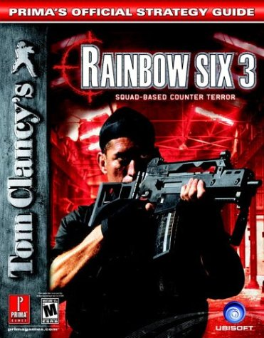 Tom Clancy's Rainbow Six 3 (PS2) (Prima's Official Strategy