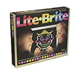 The Bridge Direct Lite Brite Magic Screen (Retro Style) Toy