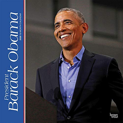 Barack Obama 2005 Calendar - 2020 Obama Wall Calendar, by BrownTrout