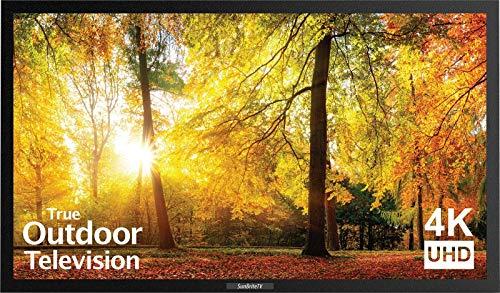 SunBriteTV SE 43-Inch Weatherproof Outdoor Television – 4K UltraHD LED TV for Permanent Outside Installation – SB-SE-43…